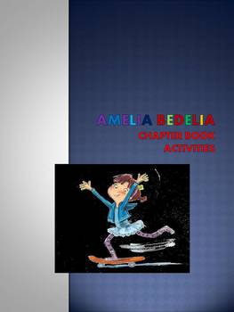 Amelia Bedelia - Chapter Book Activities