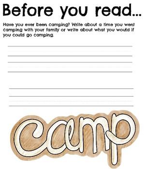 Amelia Bedelia Goes Camping Novel Study