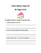 Amelia Bedelia Helps Out By Peggy Parish Comprehension Packet