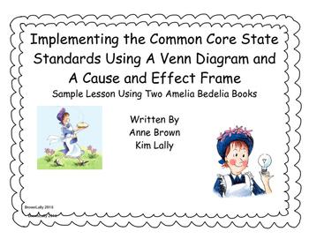 Amelia Bedelia: Implementing the Common Core
