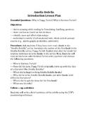 Amelia Bedelia Introductory Lesson Plan