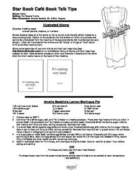 Amelia Bedelia Literature Unit or for Book Club