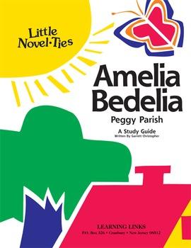 Amelia Bedelia - Little Novel-Ties Study Guide