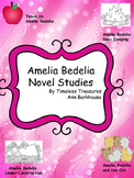 Amelia Bedelia Novel Studies