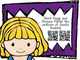 Amelia Bedelia QR Readers for Listen to Reading