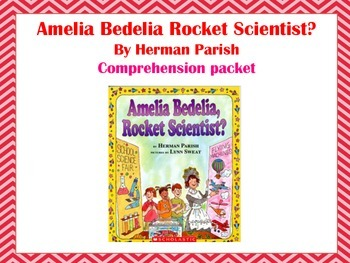 Amelia Bedelia Rocket Scientist
