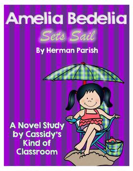 Amelia Bedelia Sets Sail Novel Study