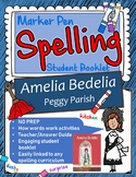 Amelia Bedelia Spelling Booklet UK/AUS Version