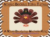 Amelia Bedelia Talks Turkey- Reading Response Activities
