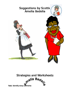 Amelia Bedelia Template