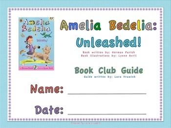 Amelia Bedelia: Unleashed Book Club Guide