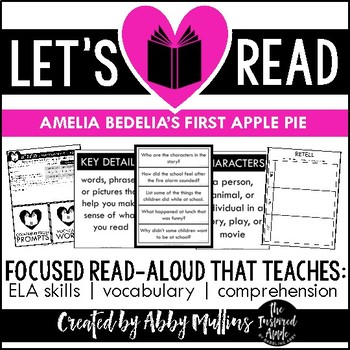 Amelia Bedelia's Apple Pie
