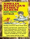 Amelia Bedelia's Family Album Peggy Parish ELA Primary Reading Novel Study Guide