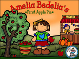 Amelia Bedelia's First Apple Pie {Book Companion}