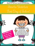 Amelia Bedelia's First Day of School Activities for Back t
