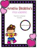 Amelia Bedelia's First Valentine: A NO PREP Figurative Language Packet