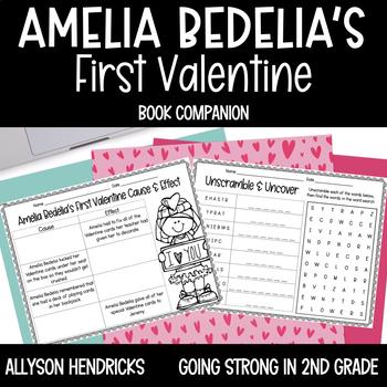 Amelia Bedelia's First Valentine Book Companion