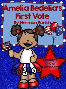 Amelia Bedelia's First Vote Book Companion