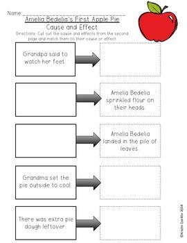 Amelia Bedelia's First Apple Pie