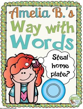 Amelia B.'s Way with Words, Literal Language