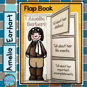 Amelia Earhart Writing