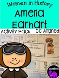 Amelia Earhart Activity Pack