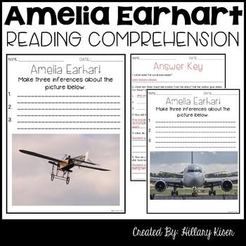 Leveled Text P: Amelia Earhart