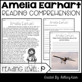 Leveled Text P: Amelia Earhart