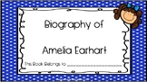 Amelia Earhart - Biography