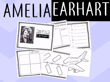 Amelia Earhart : Biography Project