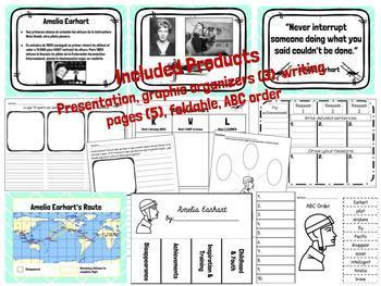 Amelia Earhart English-Spanish Bundle