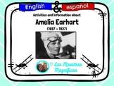 Amelia Earhart English-Spanish Bundle