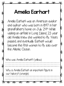Amelia Earhart - Find the Evidence and Bio