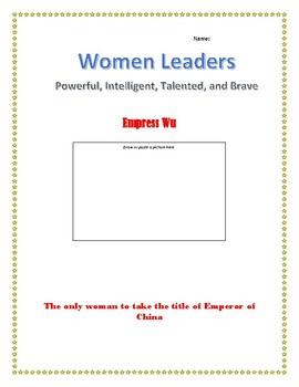 Empress Wu Internet Research Guide