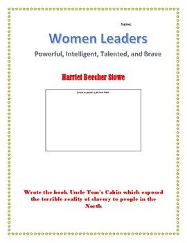 Harriet Beecher Stowe Internet Research Guide