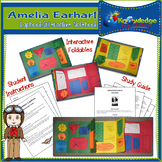 Amelia Earhart Lapbook