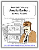 Amelia Earhart - People in History
