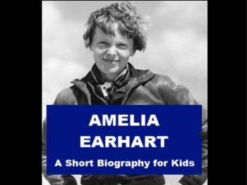 Amelia Earhart PowerPoint