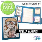 Amelia Earhart Research Lapbook