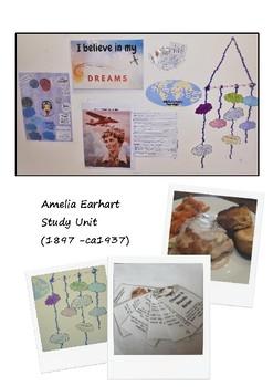 Amelia Earhart Study Unit
