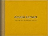 Amelia Earhart Women's History