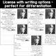 Amelia Earhart activity (Women's History; aviation)