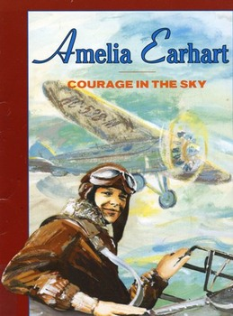Amelia Earhart by Mona Kerby: All You Need