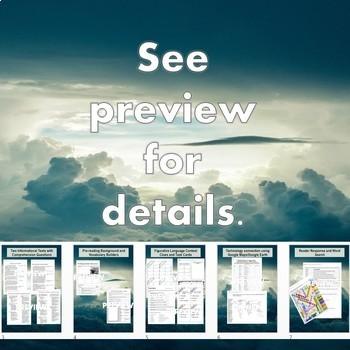 Amelia Earhart's Final Flight:  Informational Texts and No-Prep Activities