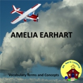 Amelia EarhartPowerPoint presentation.  A short synopsis of her life.