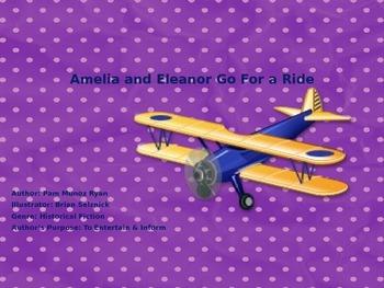 Amelia & Eleanor Go For A Ride: Power Point