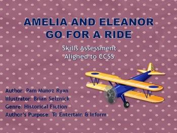Amelia & Eleanor Go For A Ride: Skills Assessment