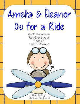 Amelia and Eleanor Go for a Ride : Reading Street : Grade 4