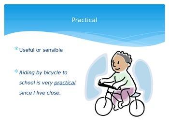 """""""Amelia and Eleanor Go for a Ride"""" vocabulary"""