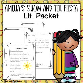 Amelia's Show and Tell Fiesta